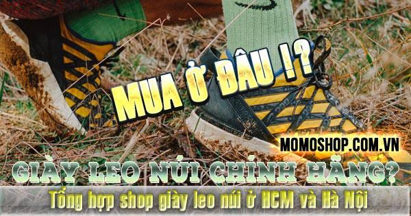 Giày Leo Núi chính hãng như thế nào? shop giày leo núi Adidas, Nike, Bitis