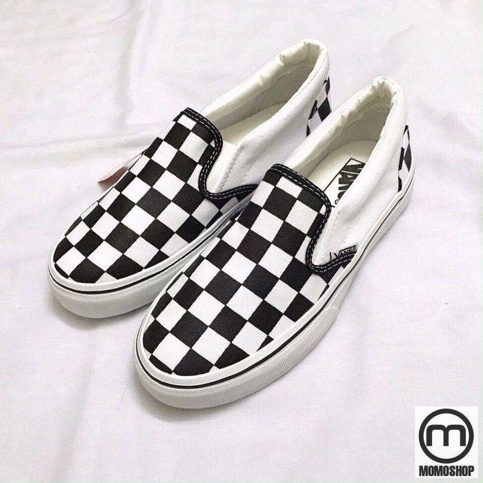 Giày Slip on Vans - Thiết kế thoải mái, tiện lợi
