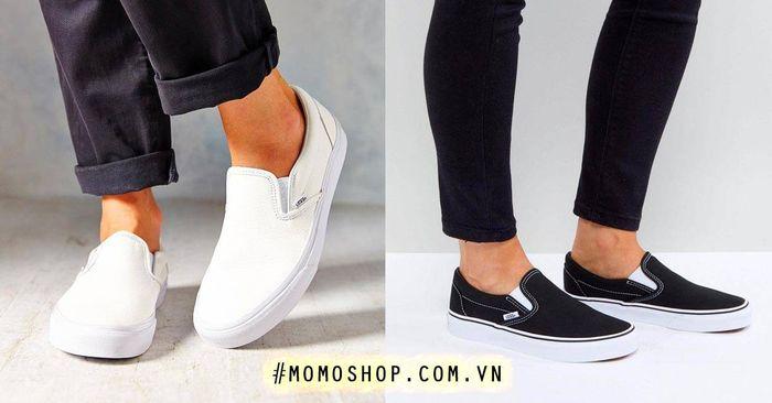 Giày Slip On Nữ hàng hiệu nổi tiếng