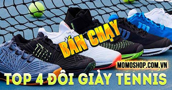 Giày Tennis khác giày thường ra sao? Top 4 đôi giày Tennis bán chạy nhất