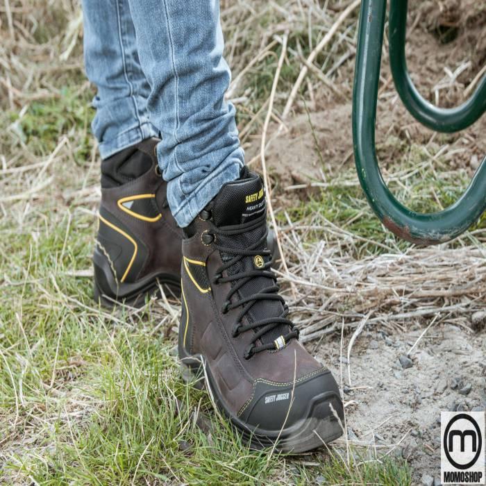 Giày bảo hộ chống nước Safety Jogger Lava