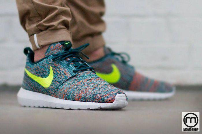 Giày thể thao chống nước - Nike Roshe Run Flyknit