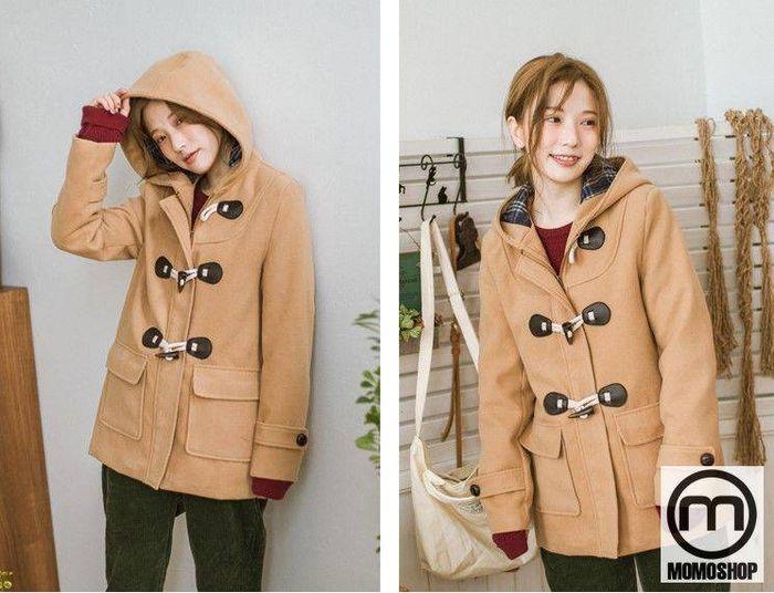 Shop Bán Áo Khoác Nữ phong cách Nhật Bản