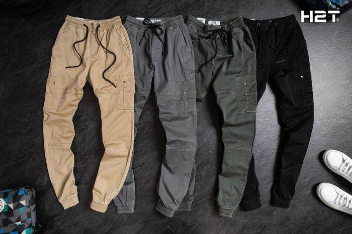Shop quần jogger nam chất kaki