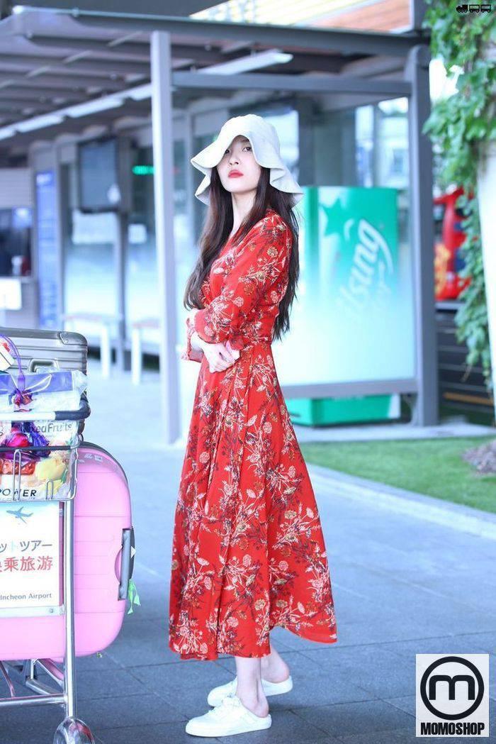 Váy liền - Thoải mái và hợp thời trang