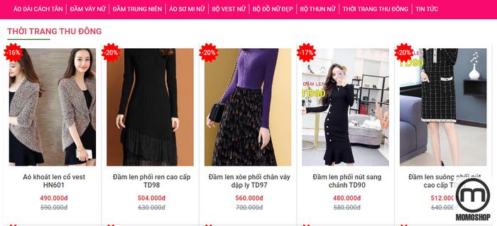 Nữ Hoàng Fashion – Shop bán vest công sở nữ giá phải chăng