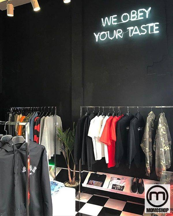 Shop All About Him - shop quần áo cá tính