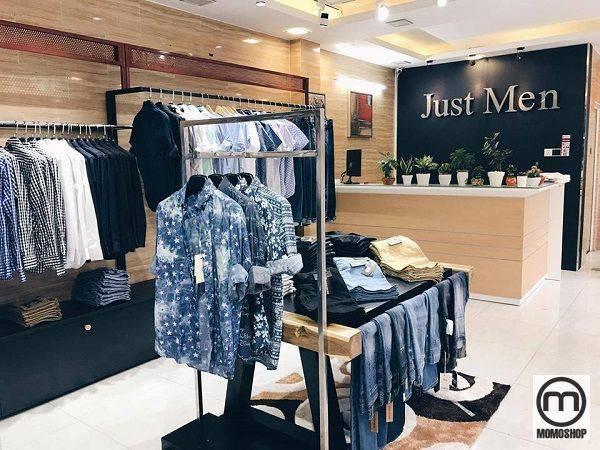 Shop Just Men - áo flannel đẹp chuẩn men