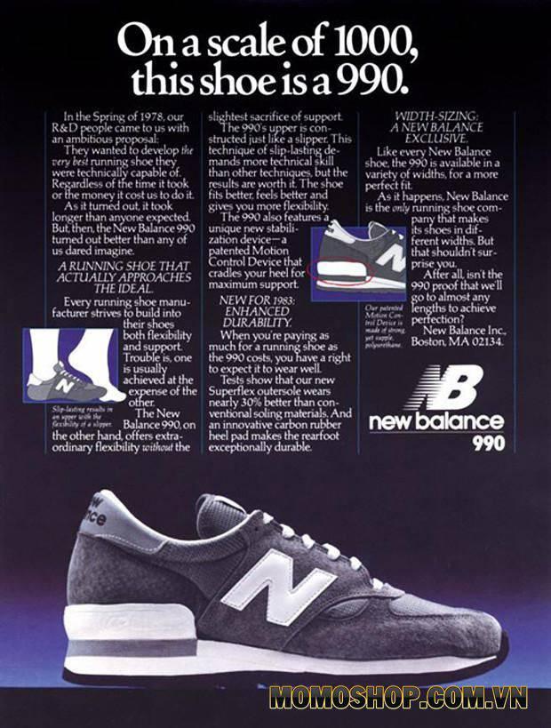 New Balance không chỉ là một công ty có trụ sở tại Mỹ