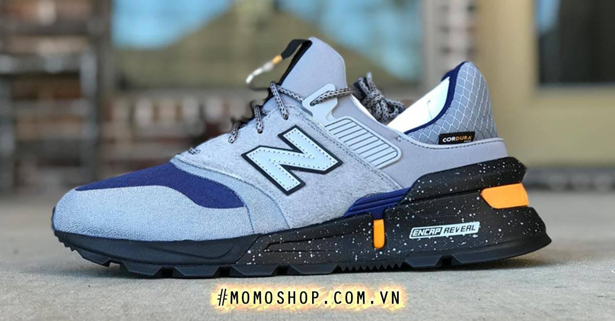 Giày New Balance làm mưa gió trên thị trường