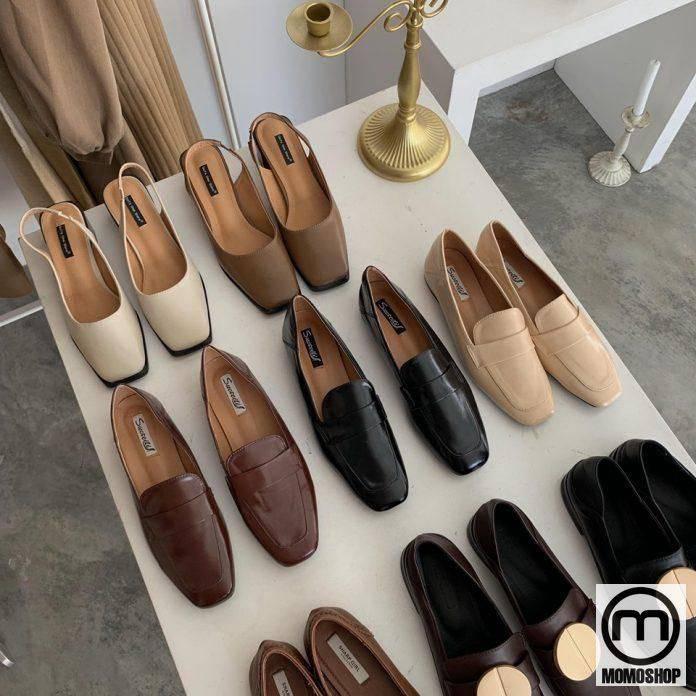 Đừng quên những đôi giày búp bê đáng yêu để trở nên hoàn hảo hơn
