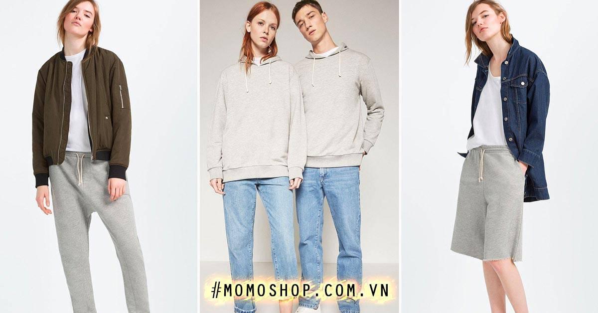 shop bán quần áo Unisex giá rẻ