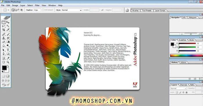 Adobe Photoshop 8.0 Full