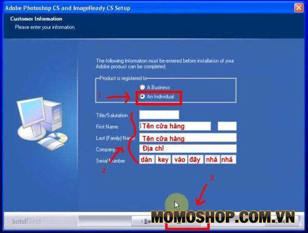 Sau khi cài đặt xong trong folder > copy 2 file đó vào thư mục cài đặt