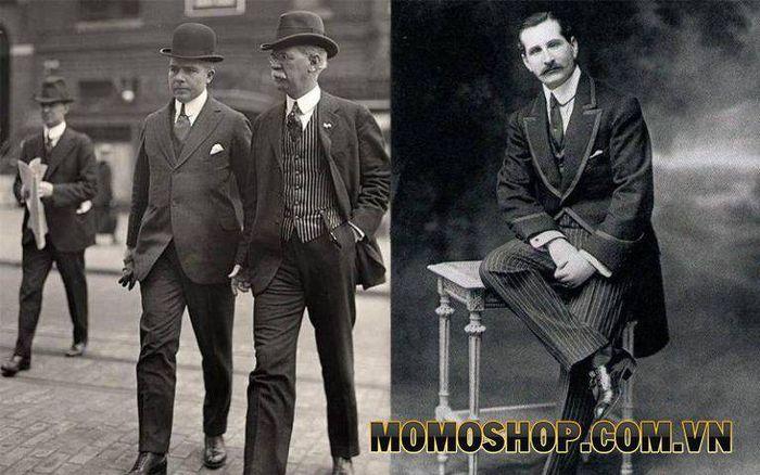 Phối đồ cho nam phong cách vintage từ 1900-1919