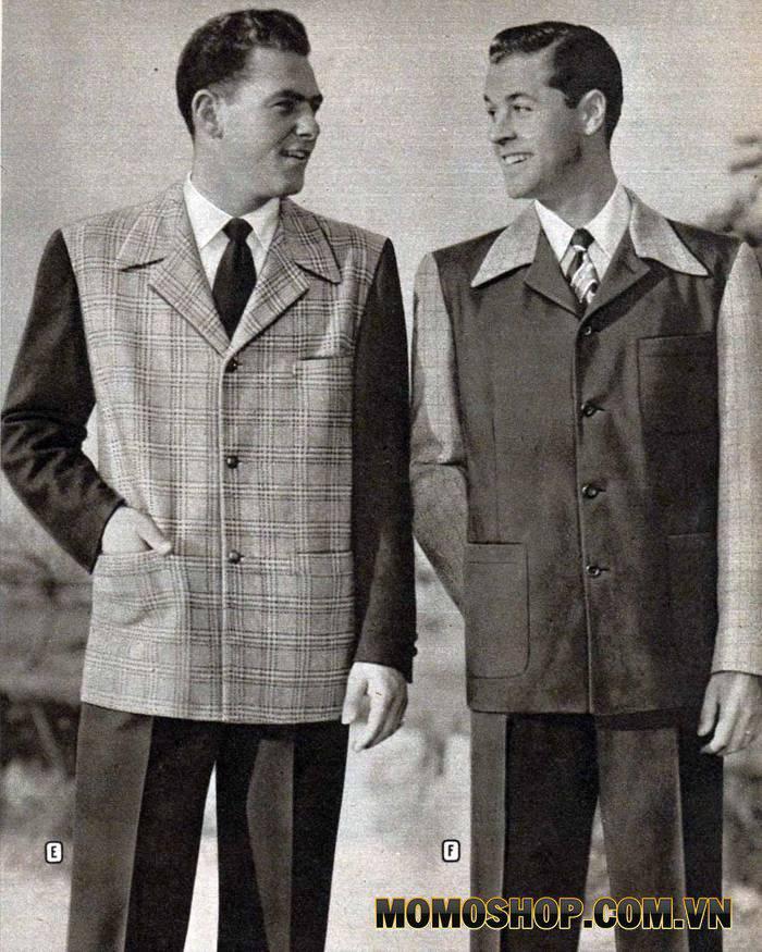 Mỗi người đàn ông vào những năm 1940 đều đeo cà vạt