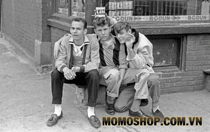 Phối đồ cho nam theo phong cách vintage từ những năm 1950-1959