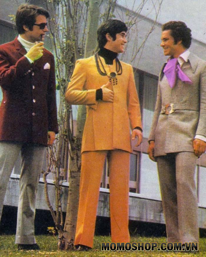 Phối đồ cho nam theo phong cách vintage từ những năm 1970-1979