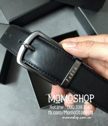 Thắt lưng nam thời trang dn357 đen
