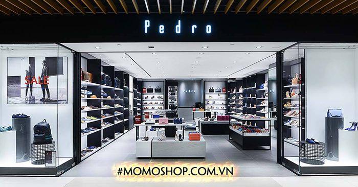 địa chỉ Hệ Thống cửa hàng Pedro tại Việt Nam