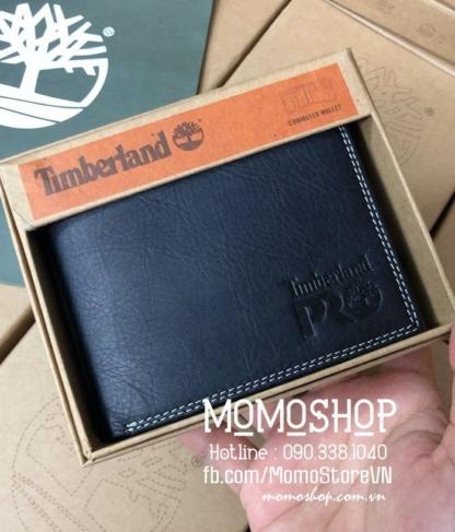 Ví nam thời trang Timberland bn706 đen