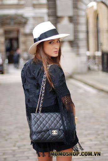Túi xách quả trám Chanel 2.55 - Sang trọng, cổ điển