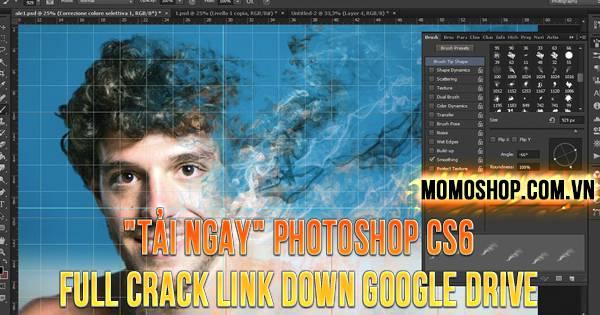 """""""TẢI NGAY"""" Photoshop CS6 Full link down Google Drive"""
