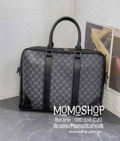 Túi xách laptop 13 inch cao cấp bn735 đen