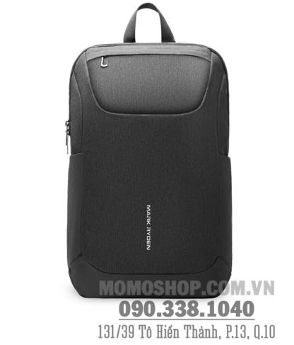 balo-laptop-14-inch-thoi-trang-Mark-Ryden-bl589-den