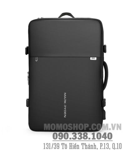 balo-laptop-17-inch-chong-nuoc-chinh-hang-Mark-Ryden-bl602-den