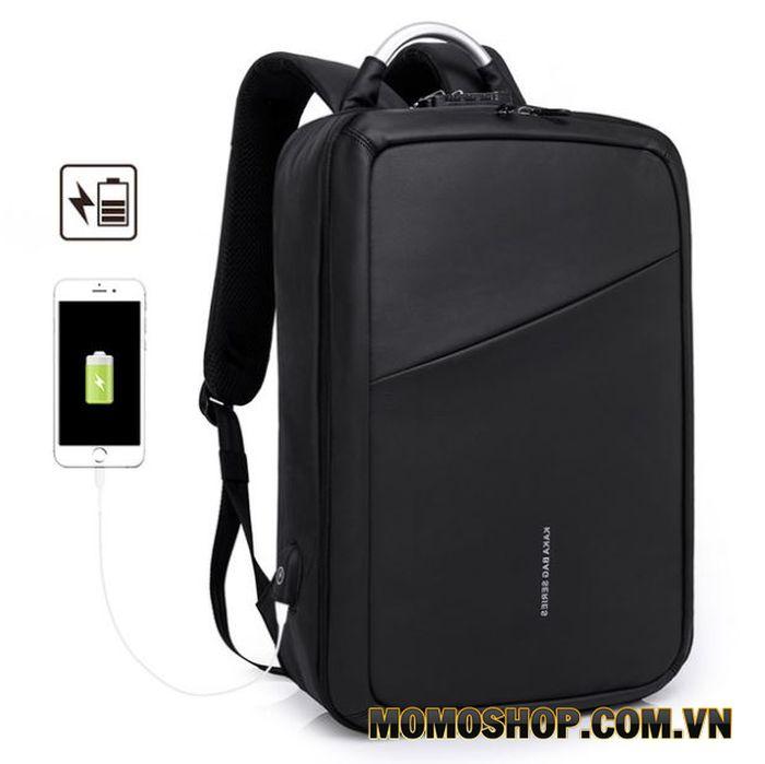 Balo laptop chống trộm đa năng KAKA - 807