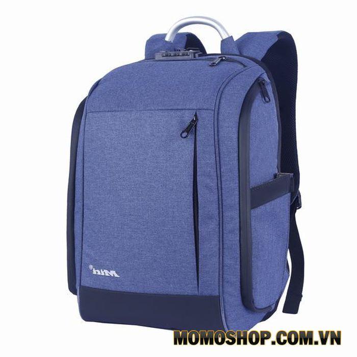 Balo laptop 15.6 inch Miti 3734 cao cấp chống trộm có khóa an toàn