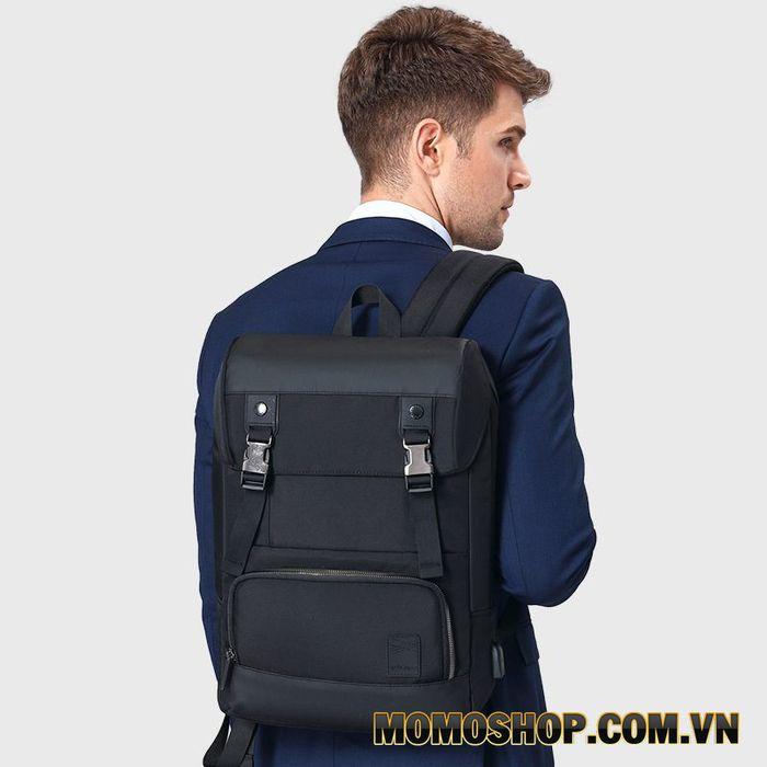 Balo laptop doanh nhân thông minh cổ điển - ARTIC HUNTER 361