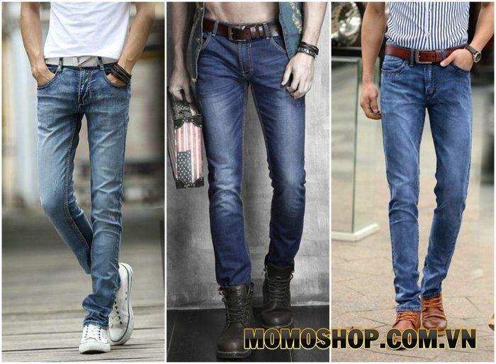 Không chỉ chú ý đến quần jeans, hãy quan sát đôi giày bạn mang