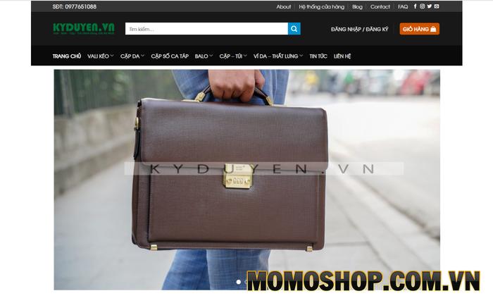 Kỳ Duyên shop - Chuyên cung cấp balo, túi xách du lịch đẹp giá rẻ nhất Hà Nội