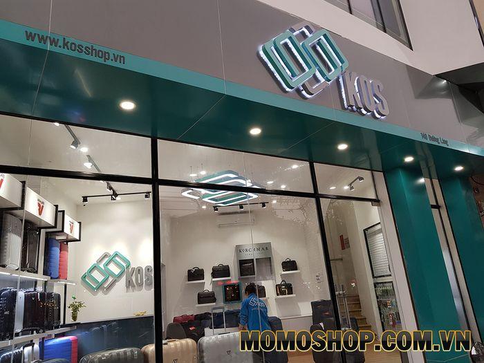 Kos Shop - Chuyên cung cấp hàng chính hãng giá rẻ