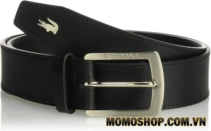Thắt lưng nam Lacoste Belt Nam Retro Big Croc Buckle Belt RC3010-H02