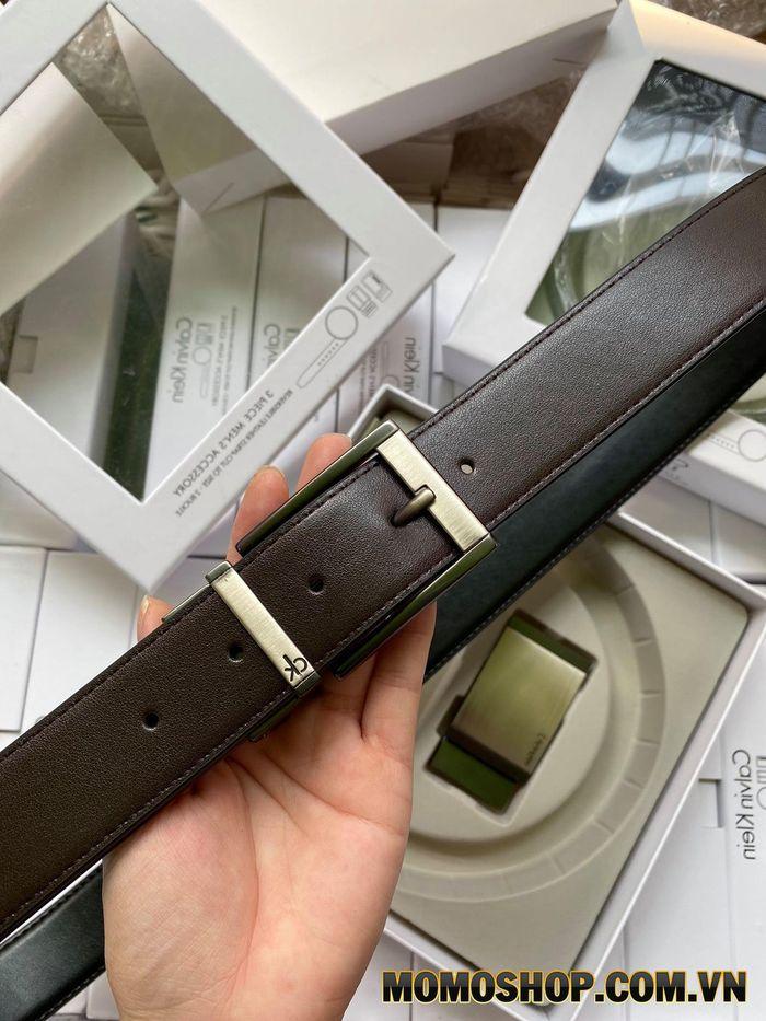Những điều cần lưu ý khi sử dụng & mua thắt lưng nam thắt lưng 2 mặt
