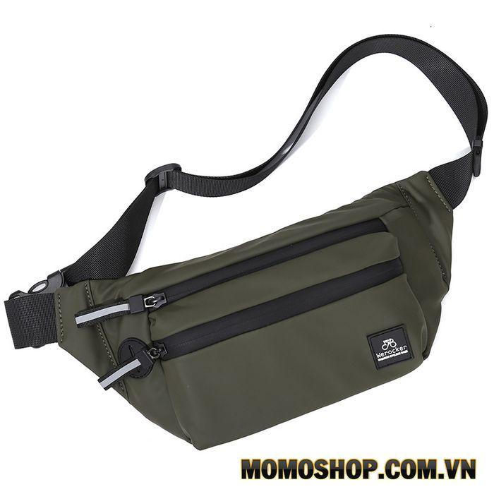 Túi chéo bao tử thể thao thời trang, chống nước – Werocker BASIC