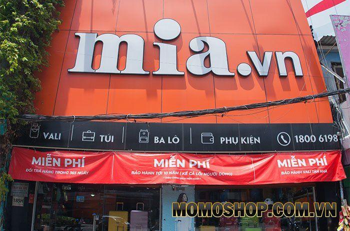MIA - Địa chỉ bán balo laptop quận 1 tphcm