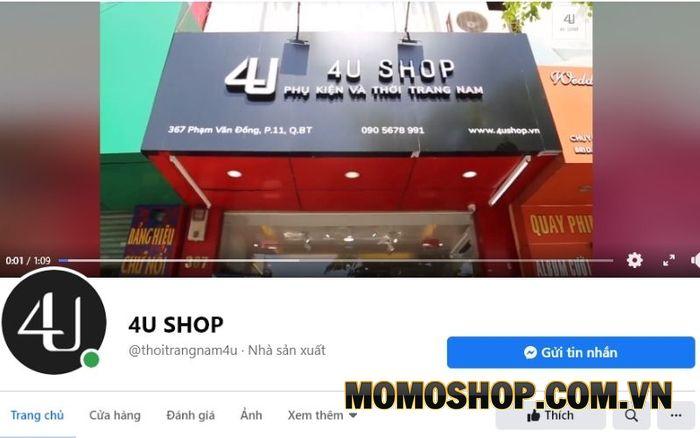 Cửa hàng thắt lưng nam chính hãng, tốt nhất - 4U shop