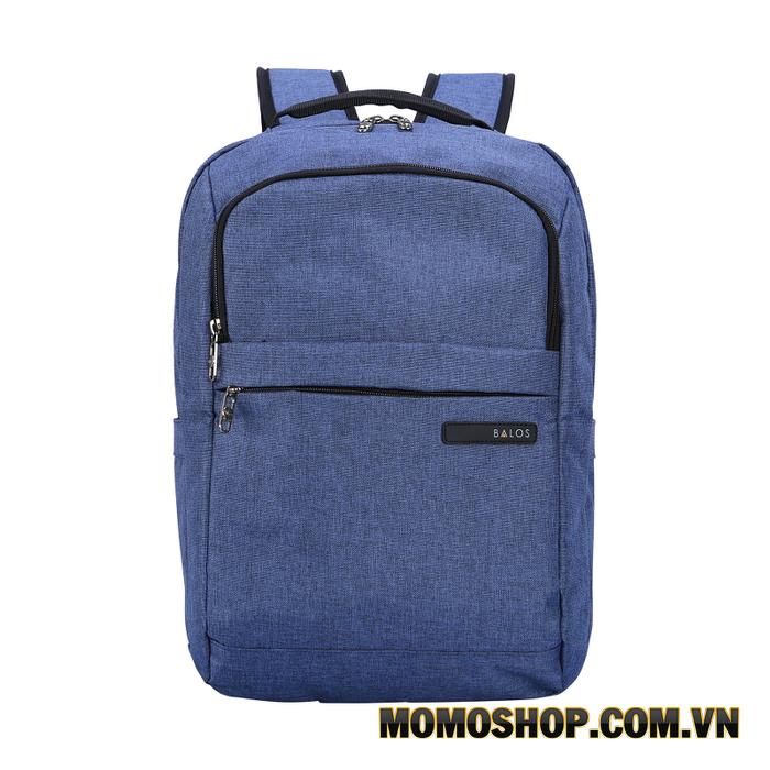 Balo laptop Balos Opal Backpack Navy