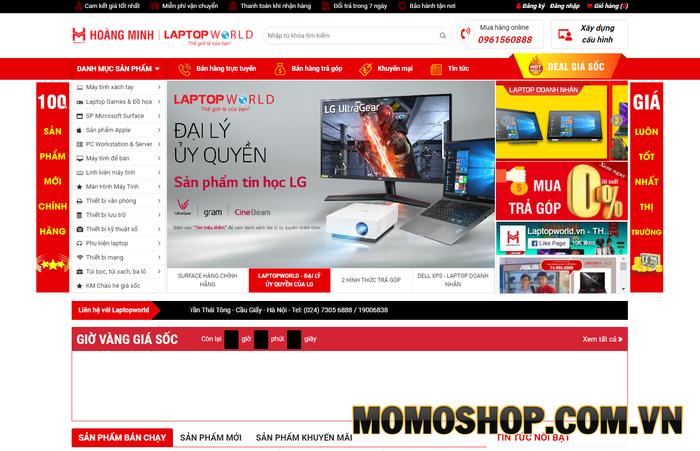 Laptopword - Chuyên cung cấp các mặt hàng chính hãng chất lượng cao