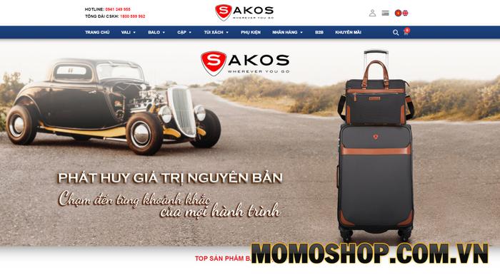 Công ty cổ phần Sakos - Sản phẩm uy tín, chất lượng