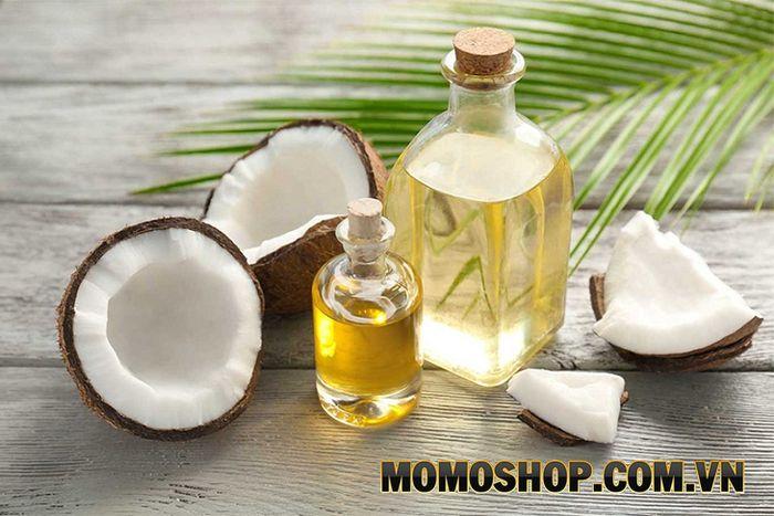 Sử dụng các loại dầu tự nhiên giúp làm mềm bề mặt da