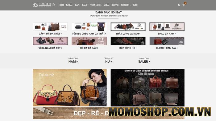 Captuida - Shop bán thắt lưng nam hàng hiệu thời trang, chất lượng