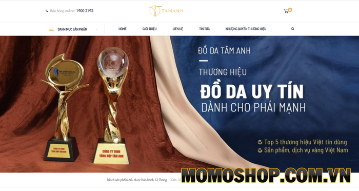 Thắt lưng Tâm Anh - Hãng thắt lưng nổi tiếng tại Việt Nam