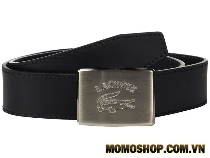 Thắt lưng nam Lacoste Retro Big Croc Buckle Belt Nam RC3010-H02