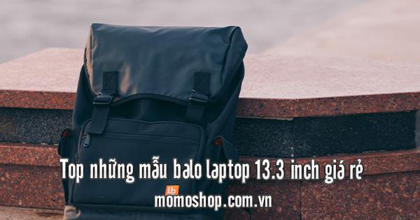 Top những mẫu balo laptop 13.3 inch giá rẻ