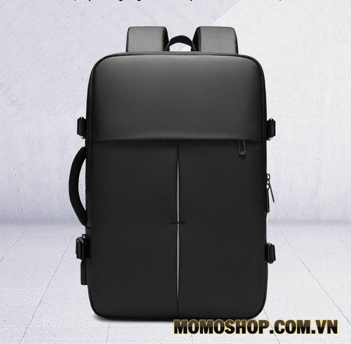 Balo laptop 15.6 inch chống nước kèm cáp sạc ẩn